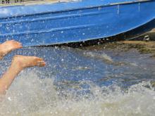 купаться на Байкале